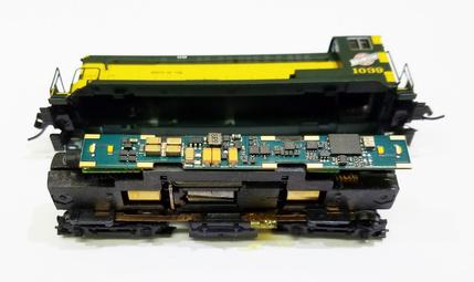 SBS4DCC - ESU LokSound 73100-73199 Select Direct Micro