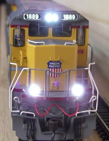 Sbs4dcc N Ho Locomotive Lighting