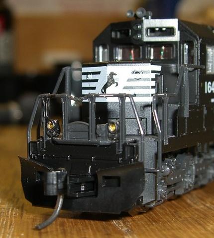 SBS4DCC - N-HO Locomotive Lighting