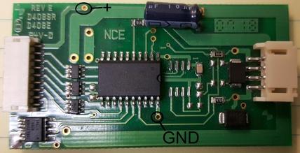 SBS4DCC - NCE No-Halt